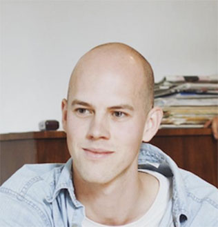Joel, Visual Designer photo